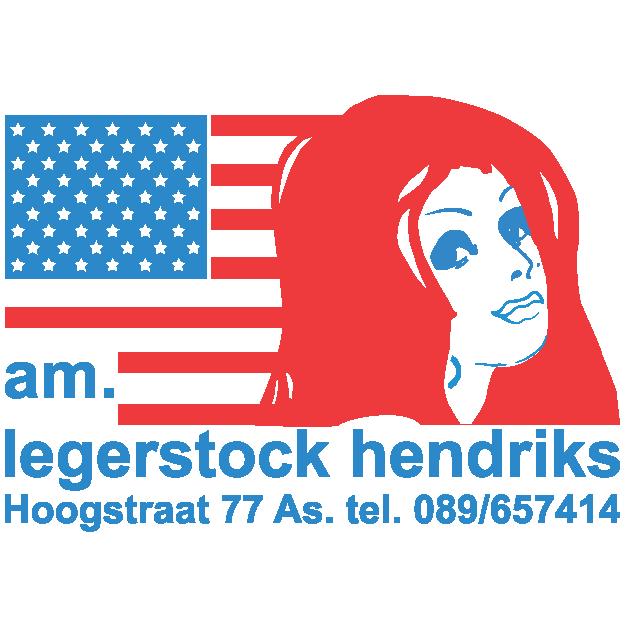 Klant logo Legerstock Hendriks